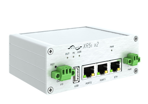 Bild XR5i v2F SL RS485/422 ETH LAN-to-LAN VPN-Router
